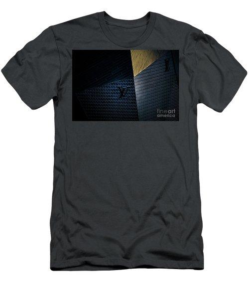 Louis Vuitton At City Center Las Vegas Men's T-Shirt (Athletic Fit)