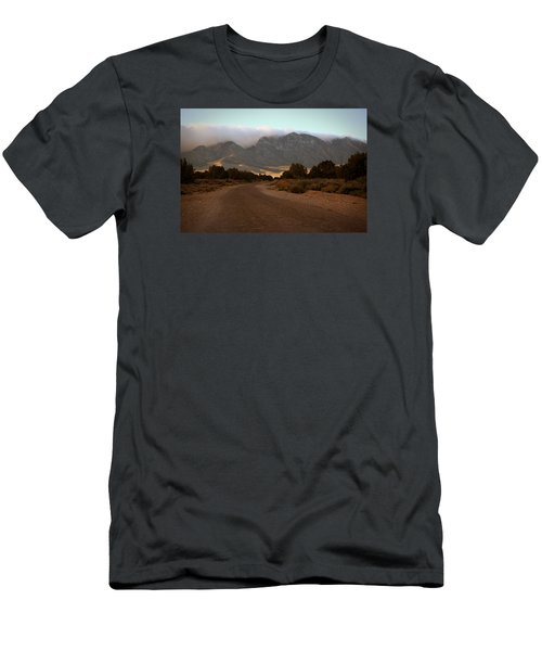 Lovel Canyon Road Men's T-Shirt (Athletic Fit)