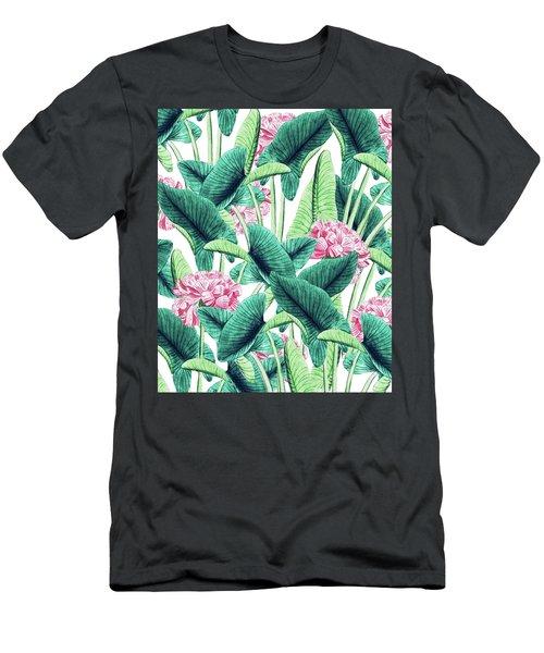 Lovely Botanical Men's T-Shirt (Athletic Fit)