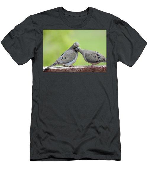 Lovey Doveys Men's T-Shirt (Athletic Fit)