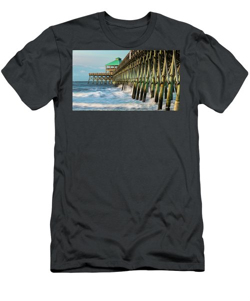 Low Country Landmark Men's T-Shirt (Athletic Fit)