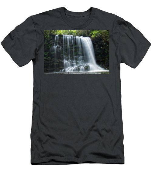 Lower Bearwallow Falls Men's T-Shirt (Athletic Fit)