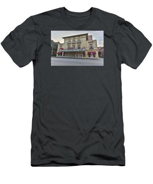 Lucas Theatre Savannah Ga Men's T-Shirt (Athletic Fit)