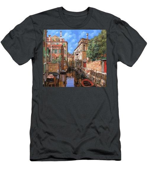 Luci A Venezia Men's T-Shirt (Athletic Fit)