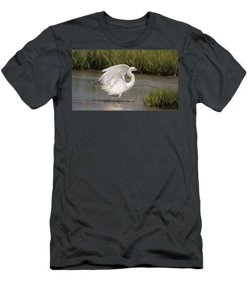 Lucky Capture Men's T-Shirt (Athletic Fit)
