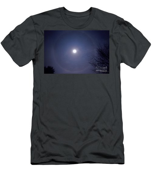 Lunar Corona Men's T-Shirt (Athletic Fit)