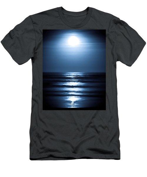 Lunar Dreams Men's T-Shirt (Athletic Fit)
