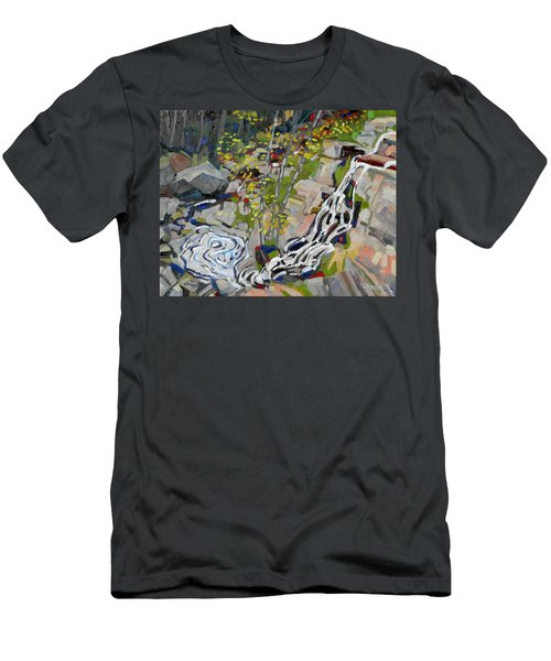 Lyn Hairpin Men's T-Shirt (Athletic Fit)