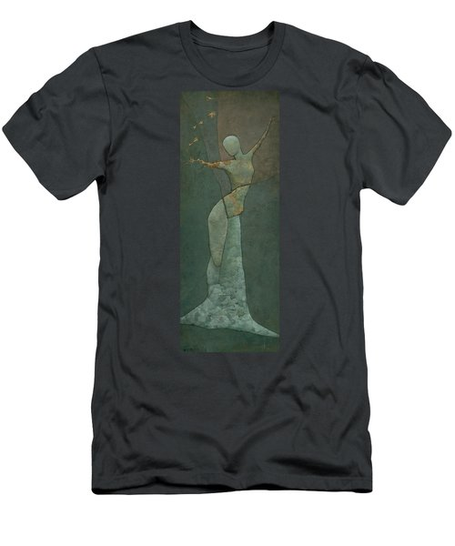 Lyra's Spell Men's T-Shirt (Athletic Fit)