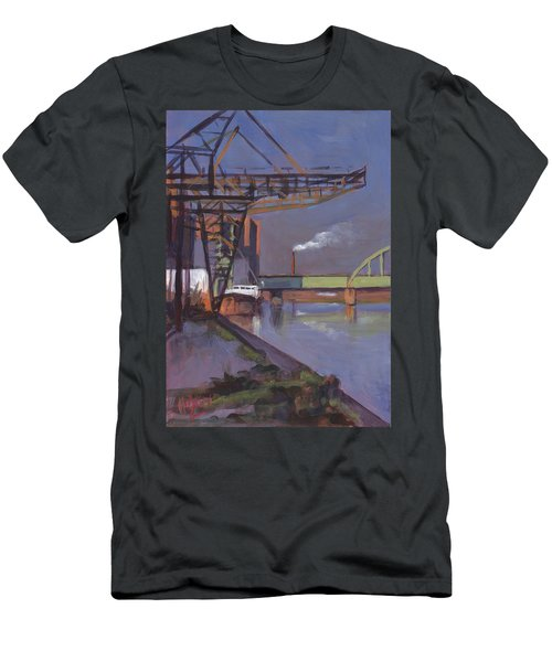 Maastricht Industry Men's T-Shirt (Athletic Fit)