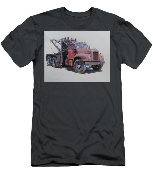 Mack Wrecker. Men's T-Shirt (Athletic Fit)