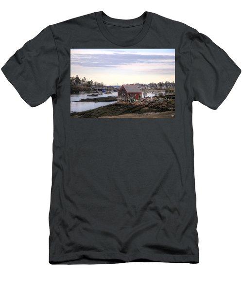 Mackerel Cove Men's T-Shirt (Slim Fit)