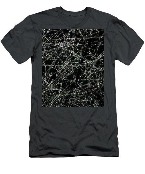 Macro #5 Men's T-Shirt (Athletic Fit)