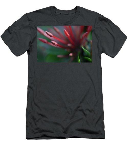 Macro Bloom - 0015 Men's T-Shirt (Athletic Fit)