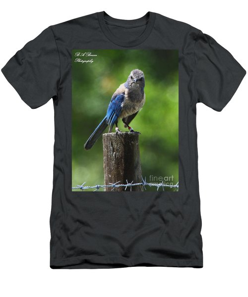 Mad Bird Men's T-Shirt (Athletic Fit)