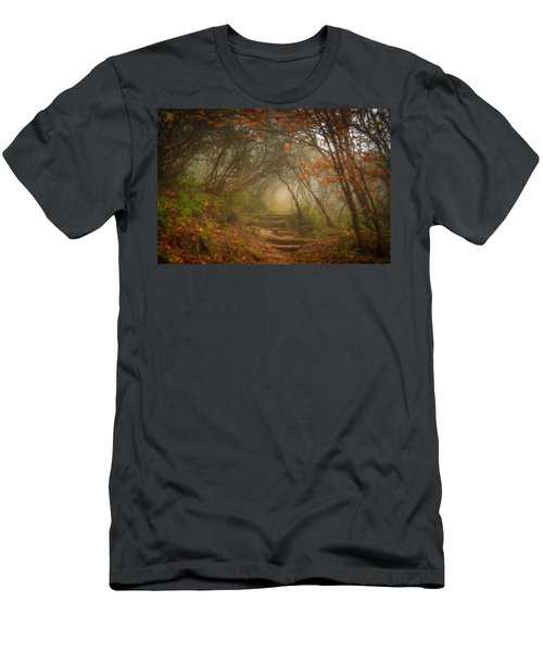 Magic Forest Men's T-Shirt (Athletic Fit)
