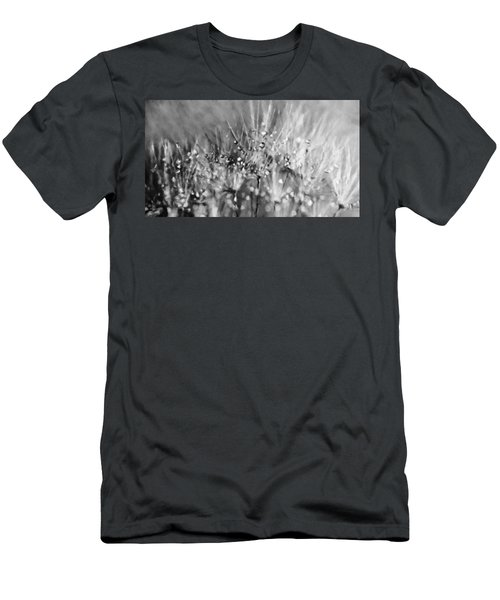 Magical Array Of Black And White Men's T-Shirt (Athletic Fit)