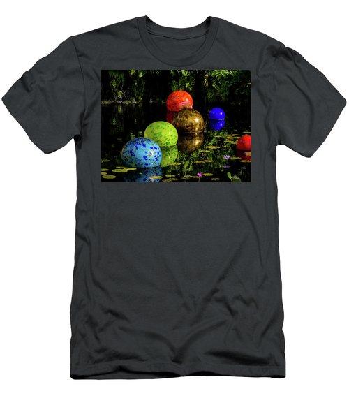 Magical Circles Men's T-Shirt (Athletic Fit)