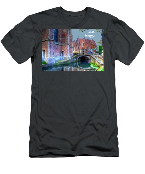 Magical Delft Men's T-Shirt (Athletic Fit)
