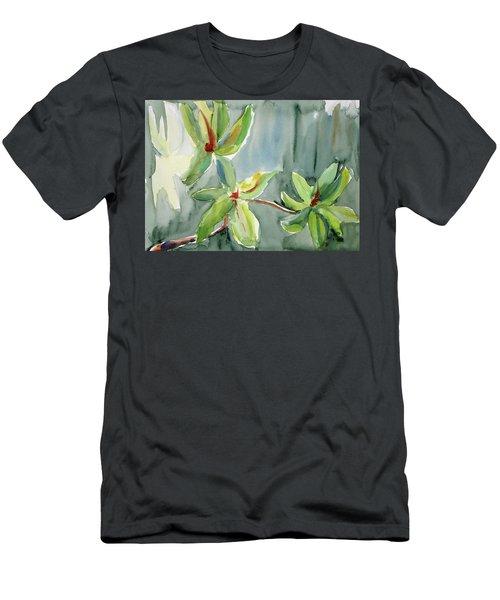 Magnolia Grove4 Men's T-Shirt (Athletic Fit)