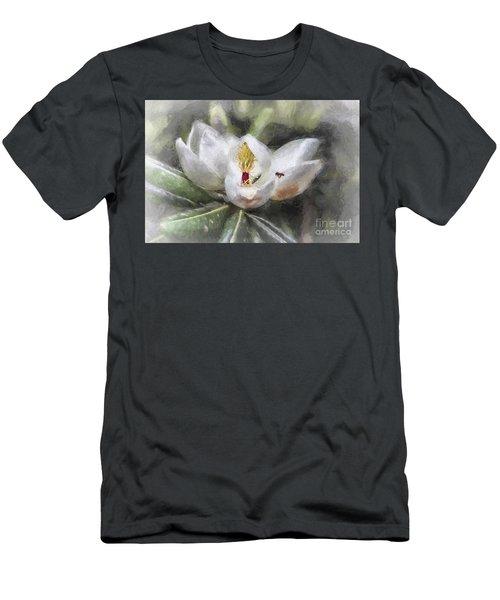 Magnolia Harvest Men's T-Shirt (Athletic Fit)