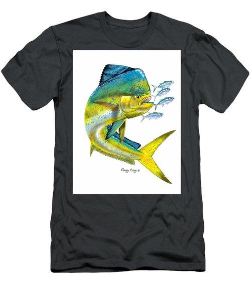 Mahi Digital Men's T-Shirt (Slim Fit) by Carey Chen