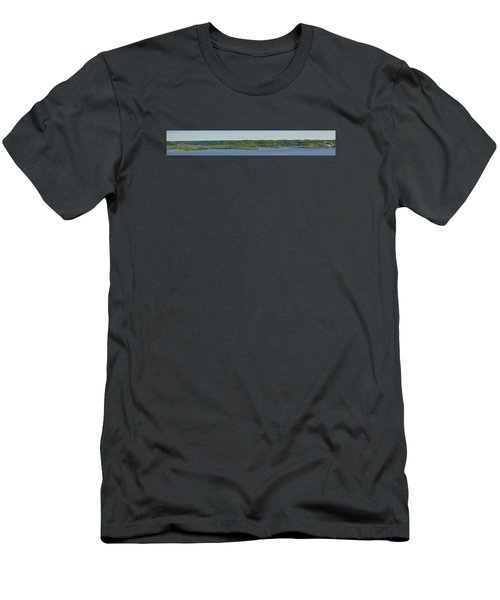 Maiden Rock, Wi Men's T-Shirt (Athletic Fit)