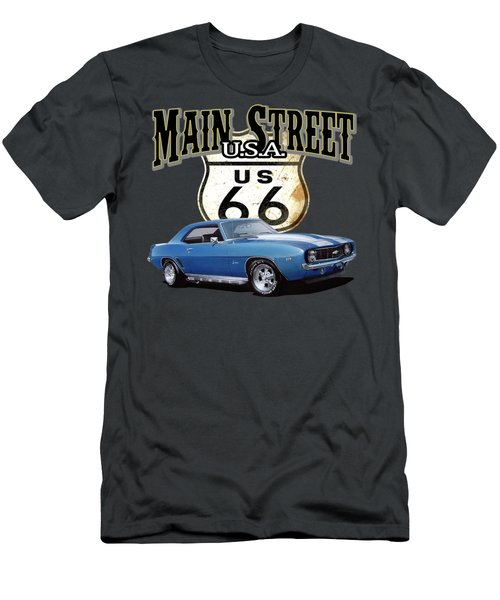 Main Street Muscle Men's T-Shirt (Athletic Fit)