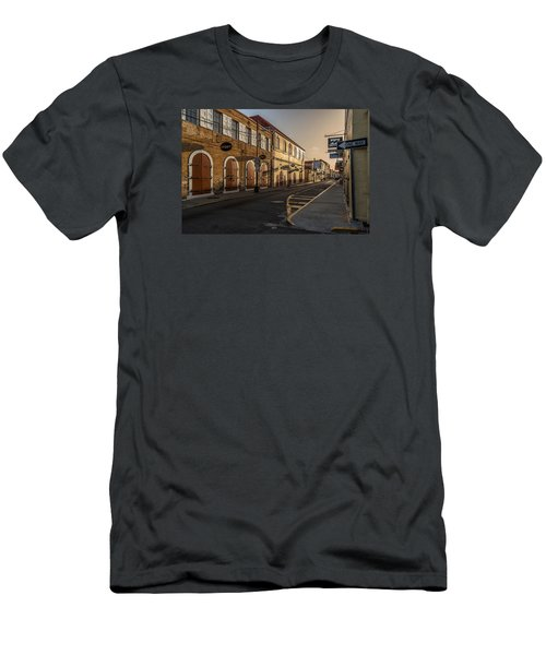 Main Street Sunday Men's T-Shirt (Athletic Fit)