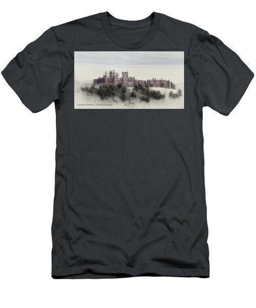 Maine Criminal Justice Academy Men's T-Shirt (Athletic Fit)