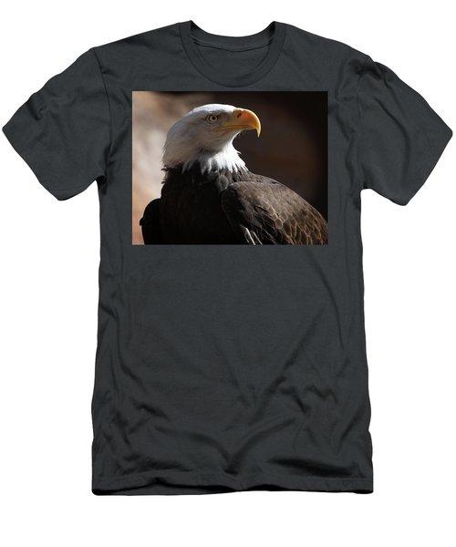 Majestic Eagle Men's T-Shirt (Athletic Fit)
