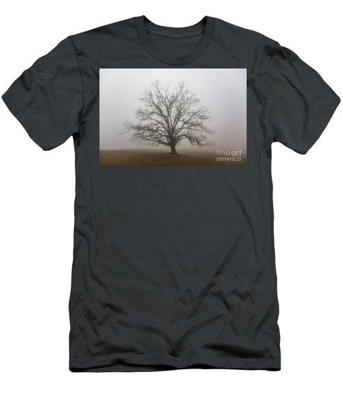 Majestic Fog Men's T-Shirt (Slim Fit) by Robert Loe