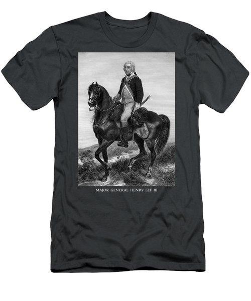 Major General Henry Lee IIi Men's T-Shirt (Athletic Fit)