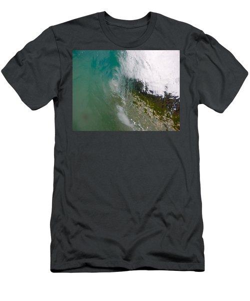 Makapu'u Glass Men's T-Shirt (Athletic Fit)
