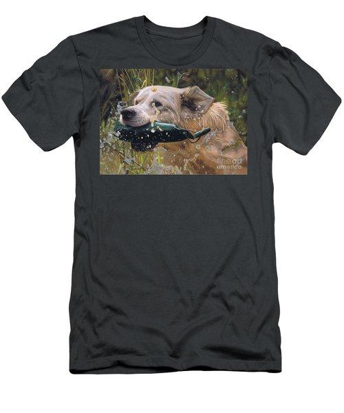 Making A Splash Men's T-Shirt (Athletic Fit)