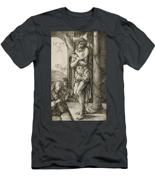 Man Of Sorrows Men's T-Shirt (Athletic Fit)
