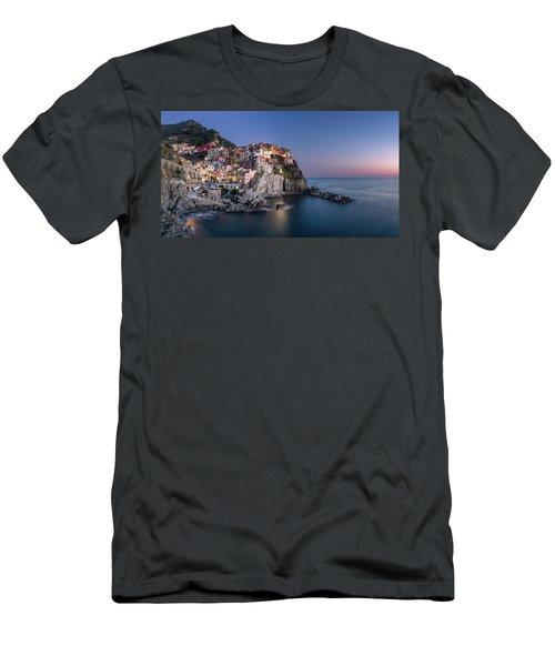 Manarola Men's T-Shirt (Athletic Fit)