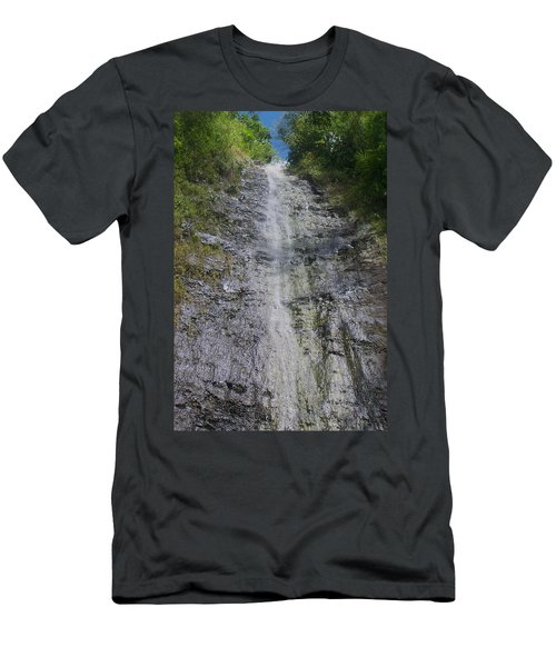Manoa Falls Men's T-Shirt (Athletic Fit)