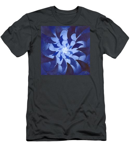 Mantas Men's T-Shirt (Athletic Fit)