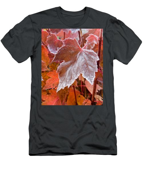 Maple Frost  Men's T-Shirt (Athletic Fit)