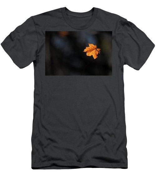 Maple Leaf Setauket New York Men's T-Shirt (Athletic Fit)