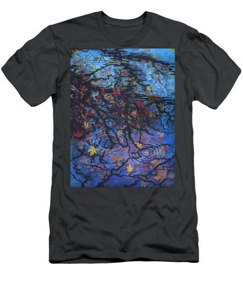 Maple Sky Men's T-Shirt (Athletic Fit)