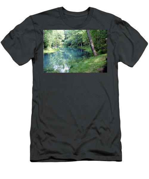 Maramec Springs 1 Men's T-Shirt (Athletic Fit)