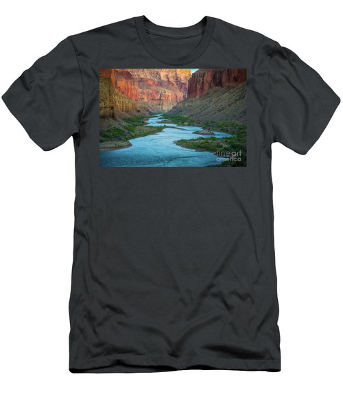 Marble Canyon Rafters Men's T-Shirt (Athletic Fit)