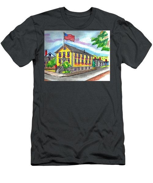 Marblehead Icon Men's T-Shirt (Athletic Fit)