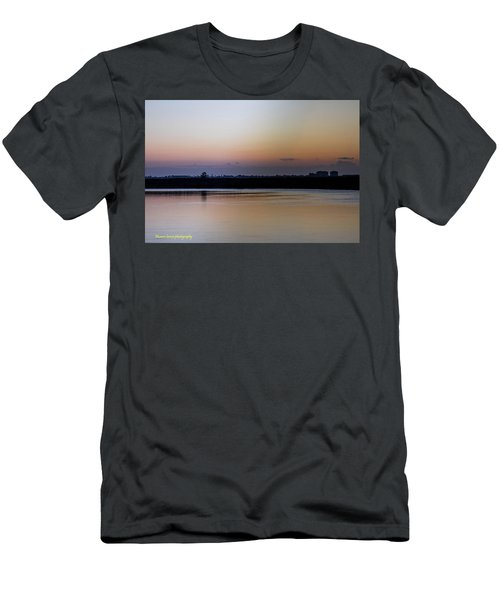 March Pre-sunrise Men's T-Shirt (Athletic Fit)