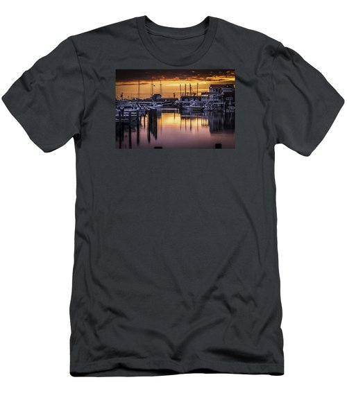 The Floating Sky Men's T-Shirt (Athletic Fit)