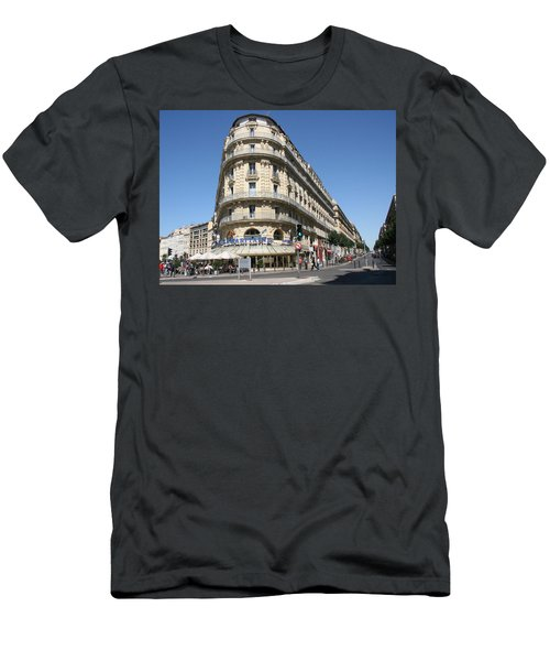 Marseille, France Men's T-Shirt (Athletic Fit)