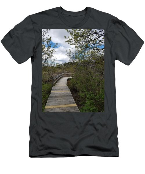 Marsh Walk Men's T-Shirt (Athletic Fit)