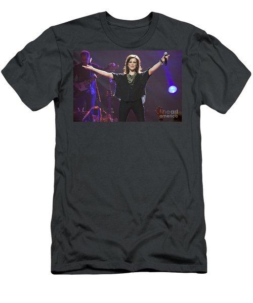 Martina Mcbride Men's T-Shirt (Athletic Fit)